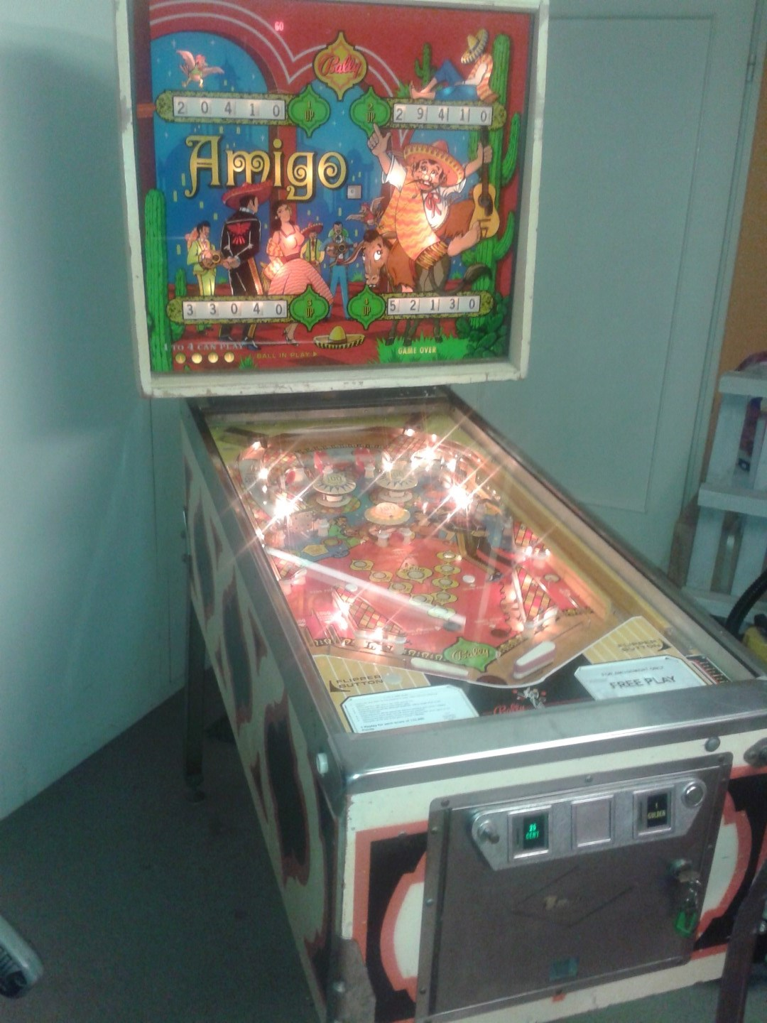 pick up retail prices size 40 bergemmeloord for visit pinball museum krakow